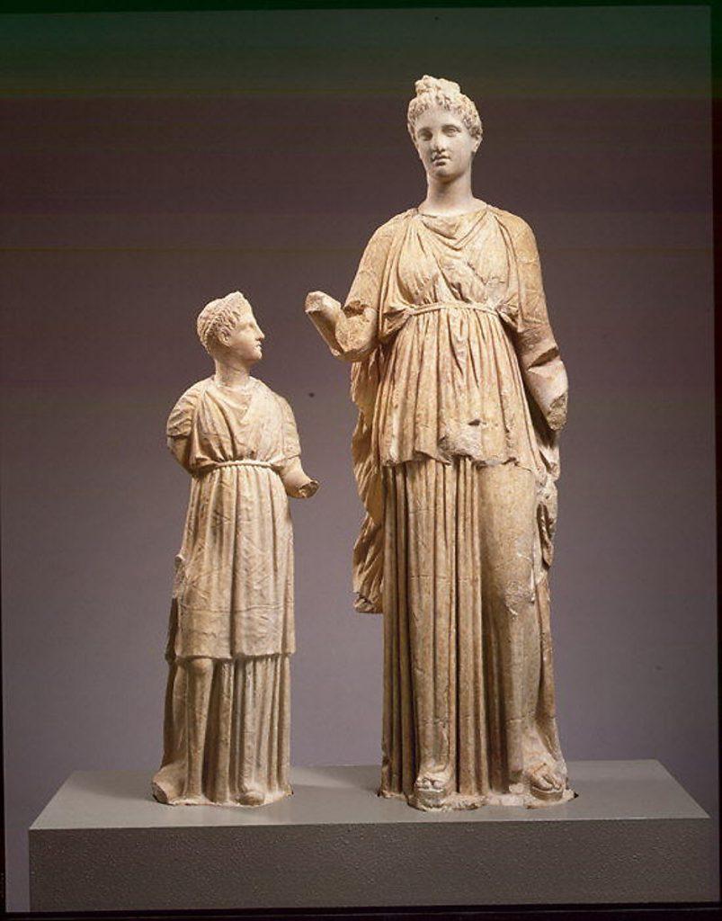 picture of statue Roman